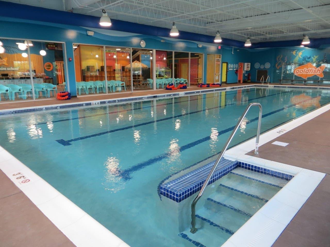 Goldfish Swim School, Burr Ridge