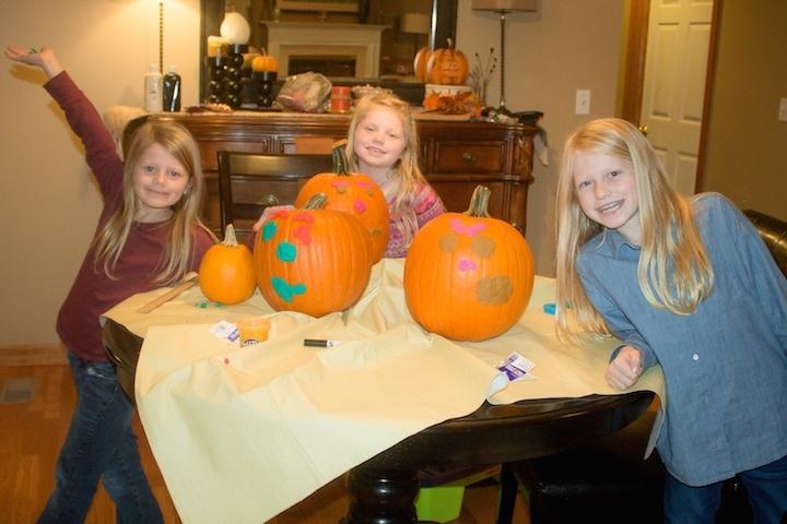 kidlist playdoh pumpkins