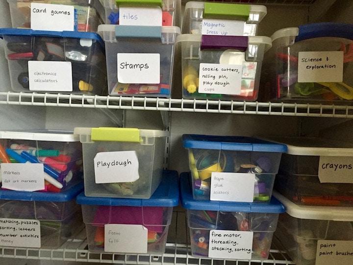 literacy storage