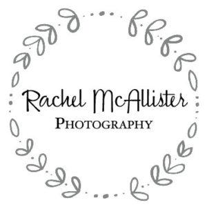 rachel mcallister photography logo