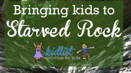 Bringing kids to Starved Rock