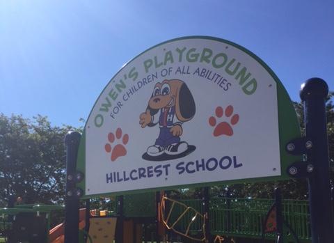 owens playground sign