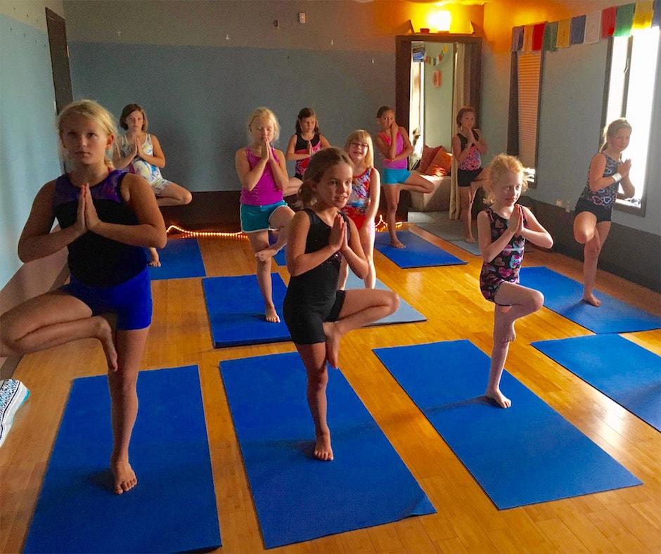 Yoga Classes for Kids - kidlist • activities for kids