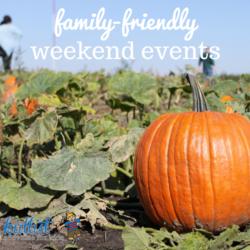 Weekend Events: October 21-23, 2016