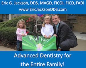 Eric Jackson, Family Dentist